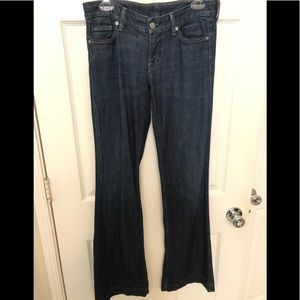 EUC Citizens of Humanity Faye #003 Stretch Jeans